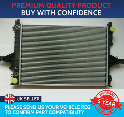 BRAND NEW RADIATOR VOLVO S60 V70 S80 XC70 FOR AUTOMATIC VEHICLES