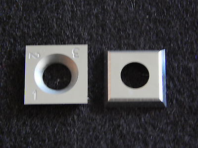 Woodturning Replacement carbide cutter 14 mm Square Cutter