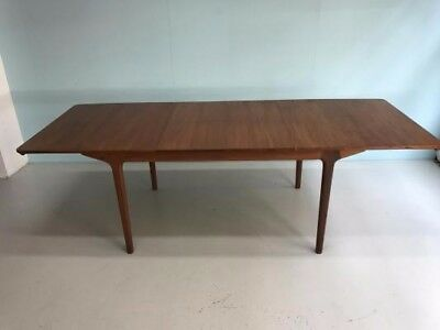 Vintage teak dining table by Mcintosh