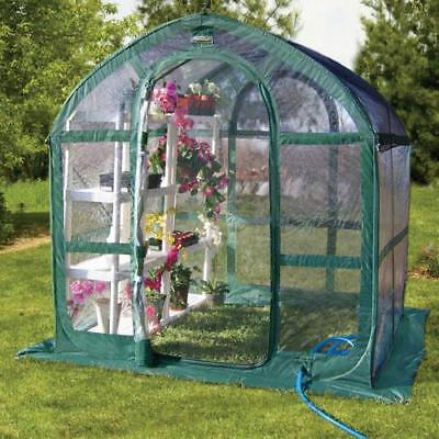 Flowerhouse Springhouse 6 Ft. W x D Greenhouse