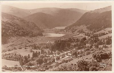 Postcard - Glendalough. Co. Wicklow
