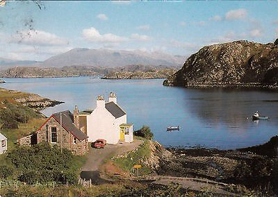 Postcard - Sutherland - Fanagmore and Loch Laxford