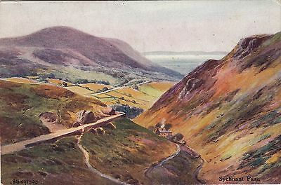 Postcard - Sychnant Pass - Conwy
