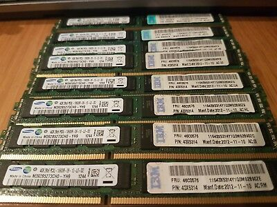 Sansung low profile server Ram