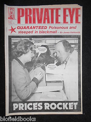 PRIVATE EYE - Vintage Satirical Political Humour Magazine - 22nd June 1979