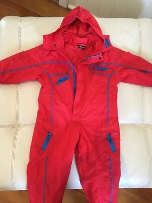 Size 3 Kids Snowsuit