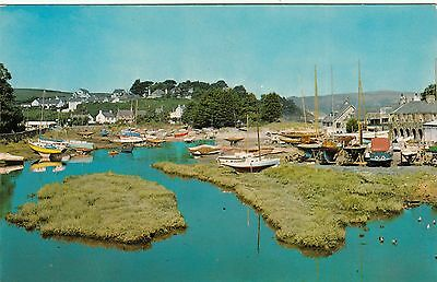 Postcard - Abersoch - The Inner Harbour