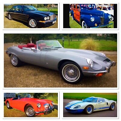 Uk Property Considered In Exchange For Classic + Prestige Cars + Diamonds - Px ?