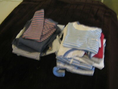pure baby boys varied 14 items sizes from 0-1