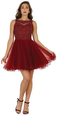 Semi-Formal Homecoming Dresses