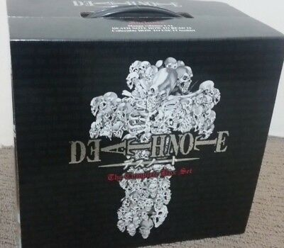 Death Note: Complete Collection Volumes 1-13 (Manga Box Set)