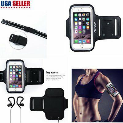 Mpow Sport Gym Sweatproof Armband Running Jogging Fitness for Apple iPhone 6S 6
