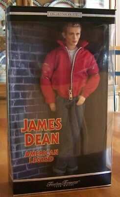 James Dean Barbie - Timeless Treasures - NEW