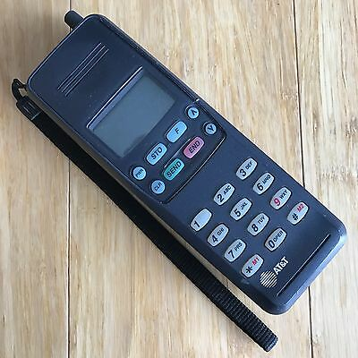 AT&T Cell Phone Vintage Model 3810A Type THA-95A