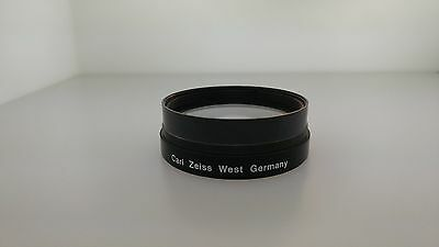 Carl Zeiss f=500 T* Objective Microscope Lens West Germany F 500 parts