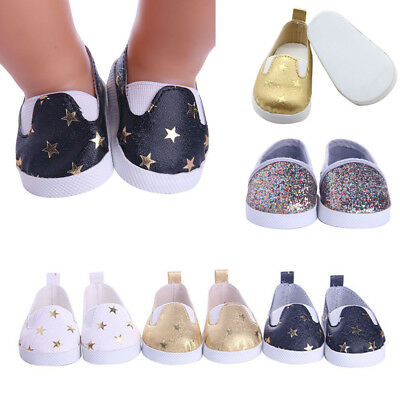 New Sweet Girl Gift Shoes for 18 inch American,43cm baby born zapf