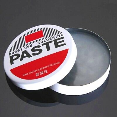 10g Silver Weak Acid Soldering Solder Paste Solder Flux Grease Paste BS-10 1pc t