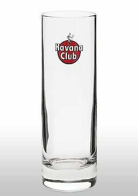 Havana Club Tall Glass New