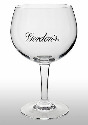 Gordon's Gin Goblet Glass New