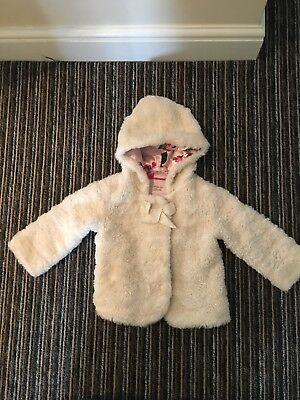 Ted Baker girls Coat Age 12-18 Months