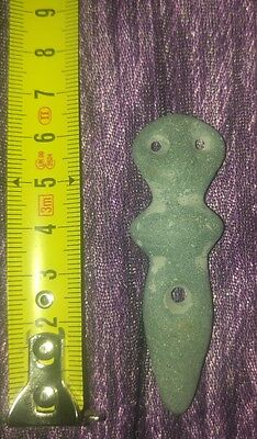 Antique  Stone Figure 7 Mother Godess,fertility...