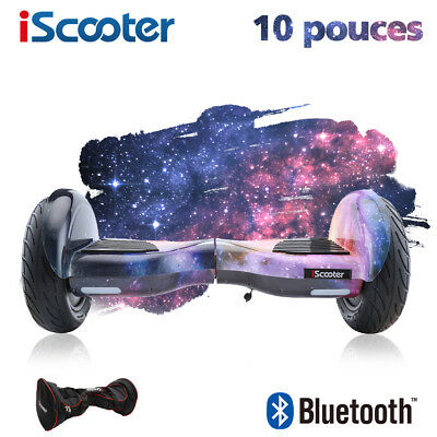 """6.5""""/10"""" Pouces Bluetooth Scooter électrique Overboard Self Balancing Scooter"""