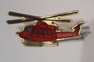 Pin Helicopter Bell 412 Heli Austria