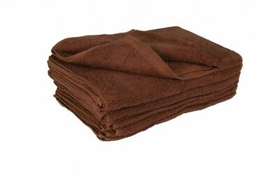 Professional Barber ,Hair & Beauty ,Sports & Gym Brown Towels - 790mm x 380mm