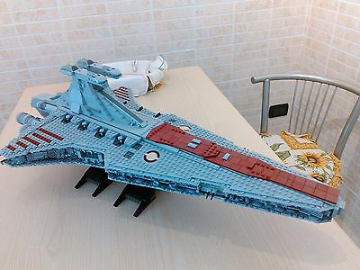 Venator-class Star Destroyer LEGO Star Wars MOC UCS -  (only instructions)