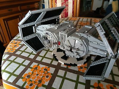 TIE-SA Bomber LEGO Star Wars MOC UCS -  (only instructions)