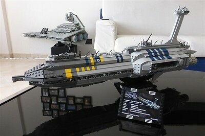 Providence Invisible Hand LEGO Star Wars MOC UCS -  (only instructions)