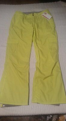Foursquare S4 Meaghan Snowboard Pants - Womens Medium