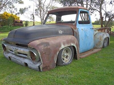 Ford F100 1953 54 55 Project Hotrod Shop Truck