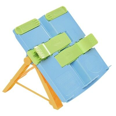 Portable Book Stand Folding Tablet Cookbook Holder Children Desk Reading Rest