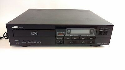 CD Compact Disk Player MTC MCD471R RARE  Audiophile Superbe Sound Quality