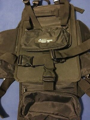 B&W Backpack System for Type 40 Outdoor Cases