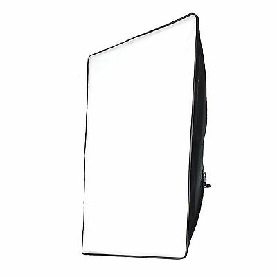 Softbox Bank Studio Pieghevole Portatile SB1007 40x60cm E27 per Lampada e Flash