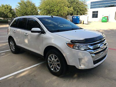 2014 Ford Edge Limited Sport Utility 4-Door Limited All Wheel Drive