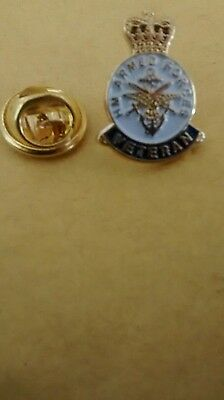 British HM Armed Forces Veterans Military Lapel Pin Badge ARMY,SAS,RAF,RN,RM,SBS