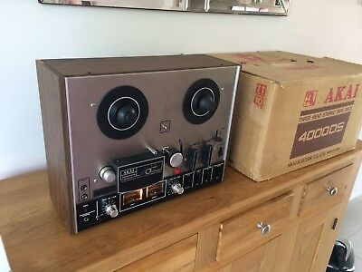Akai 4000DS Reel to Reel Tape Recorder/Player