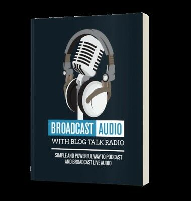 Easy Way to Start Podcasting and Broadcasting Live -  25 Videos on 1 cd
