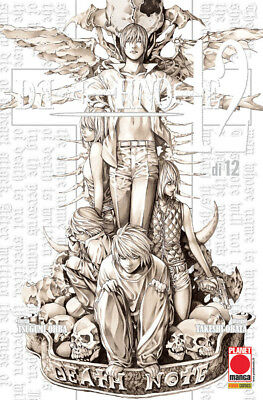Planet Manga - Death Note 12 - Ristampa - Nuovo !!!