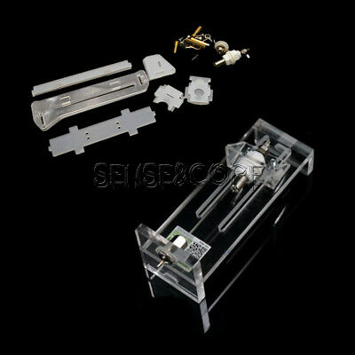 10-20A self-locking 4-Wire Battery Holder kits Resistance Capacity Tester 18650