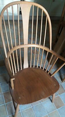 Vintage Ercol Chairmakers Arm Chair