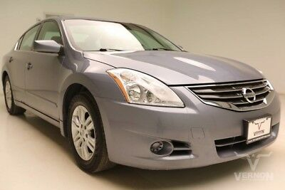 2012 Nissan Altima  2012 Black Cloth Single CD Mp3 Auxiliary Camera I4 DOHC We Finance 39k Miles