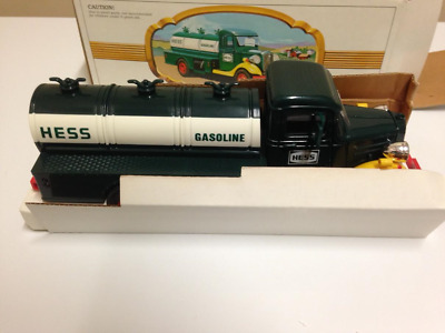 1982 The First Hess Truck In Original Box