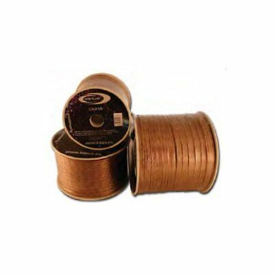 Kipus COR16CA215 - Cable OFC, 100 m, 2 x 1.5 mm