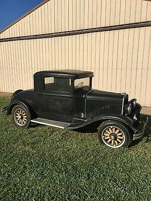 1930 Chrysler Other  1930 Chrysler CJ Series Six Business Coupe