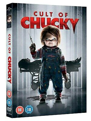 Cult of Chucky (with Digital Download) [DVD]