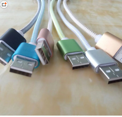 STRONG Braided Micro USB Data Cable Fast Charging Lead for SAMSUNG HUAWEI SONY